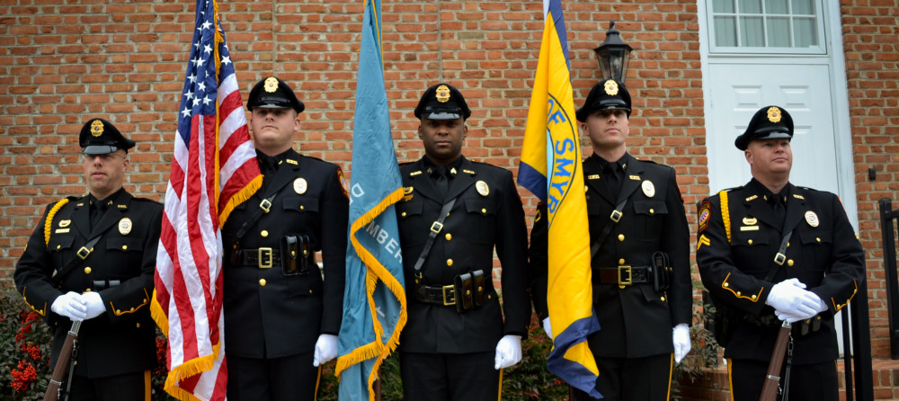 TOWN   OF   SMYRNA   POLICE   DEPARTMENT