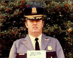COP Donald H. McGinty