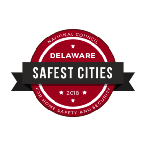 safe-cities-badge-delaware 2018